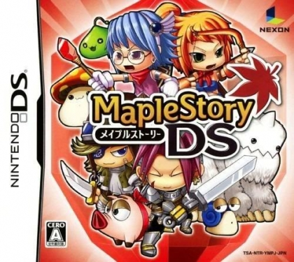 MapleStory [Korea] - Nintendo DS (NDS) rom download